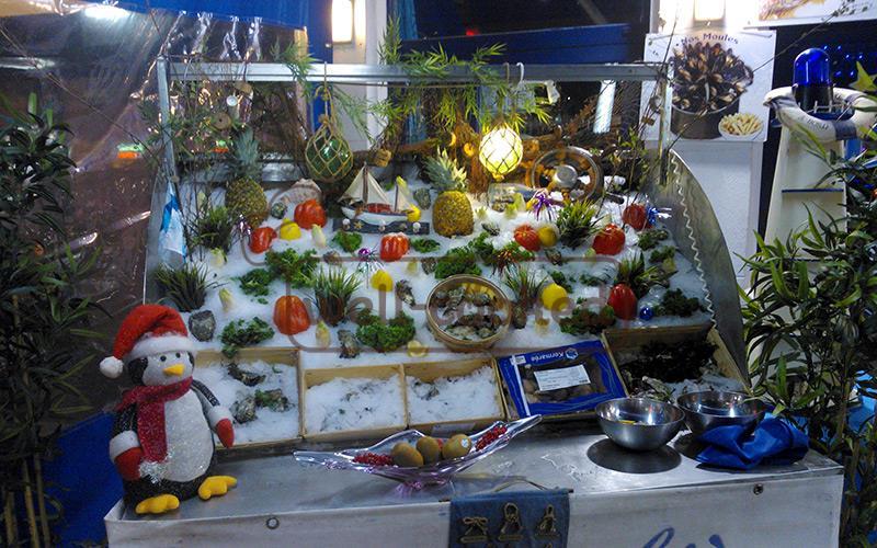 морепродукты в Бельгии