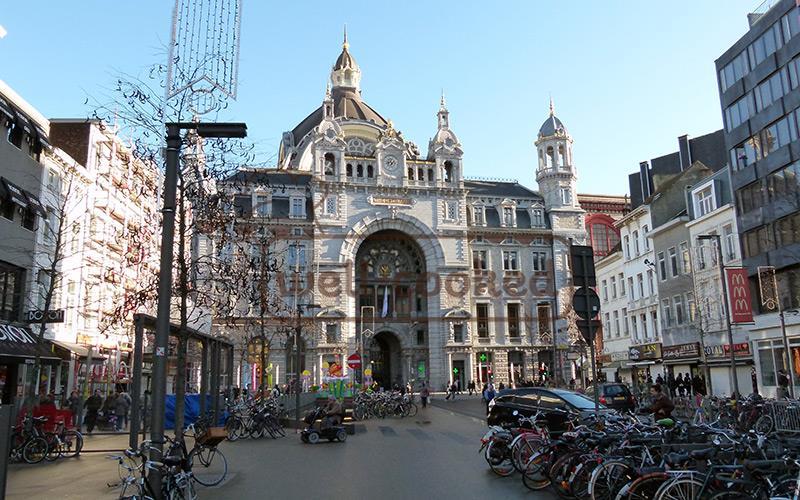 Антверпен - красивейший город в Бельгии
