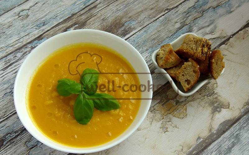 рецепт куриного супа с имбирем