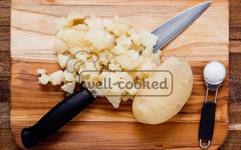 как правильно отварить картофель