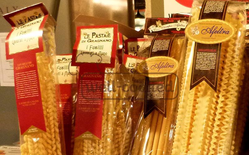 паста или макароны