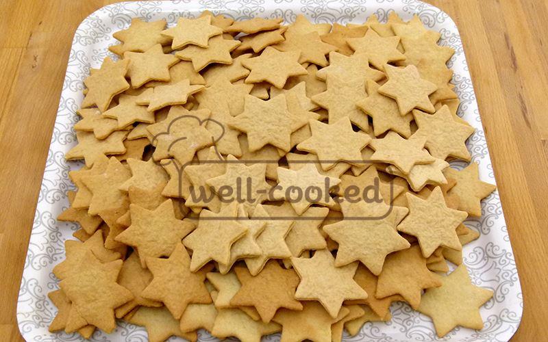 Количество печенья из одной порции