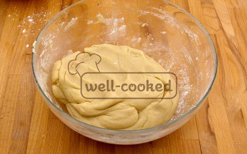 Готовое тесто для печенья
