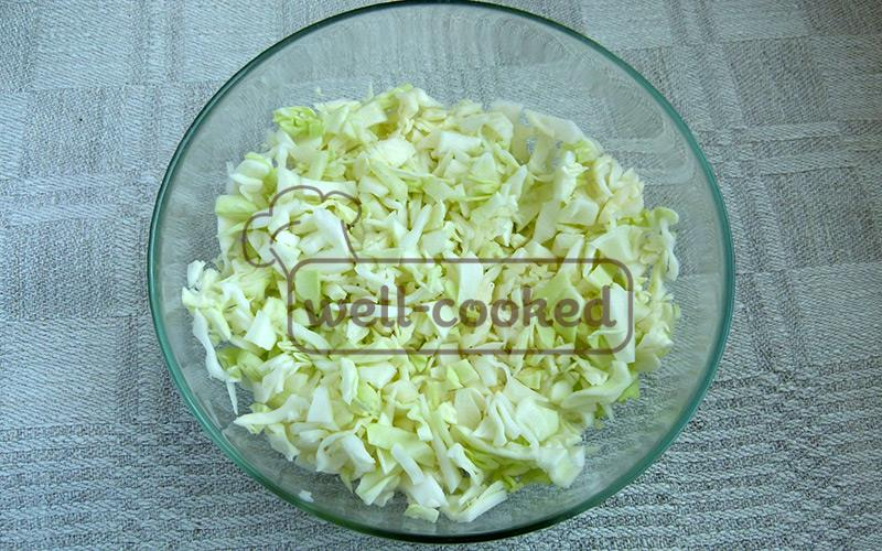 Салат из мороженной морской капусты рецепт с очень вкусный