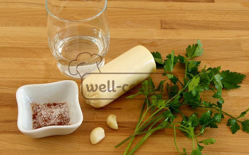 Сырный соус из плавленных сырков