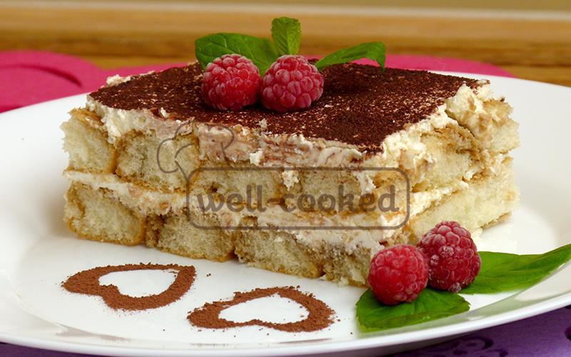 Классический рецепт торта тирамису пошаговый рецепт