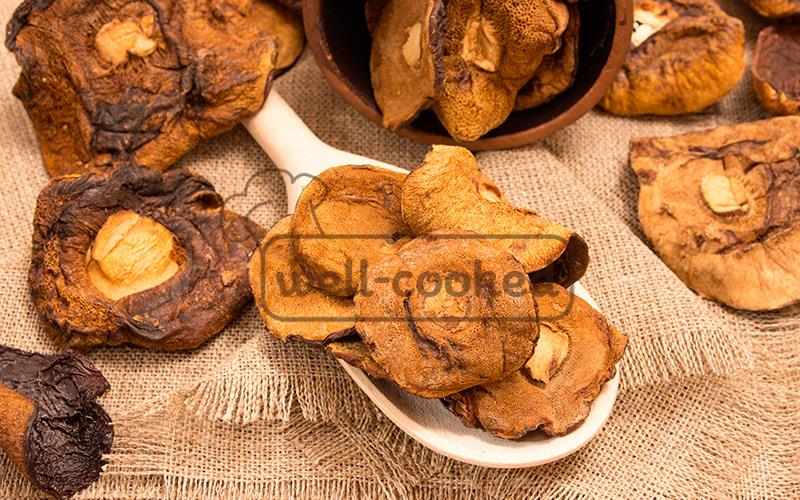 Какие грибы сушат