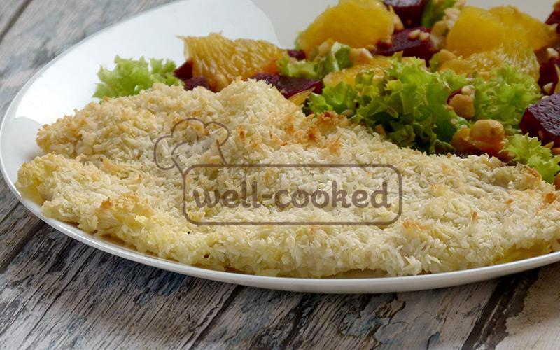 запеченная рыба в духовке рецепт с фото