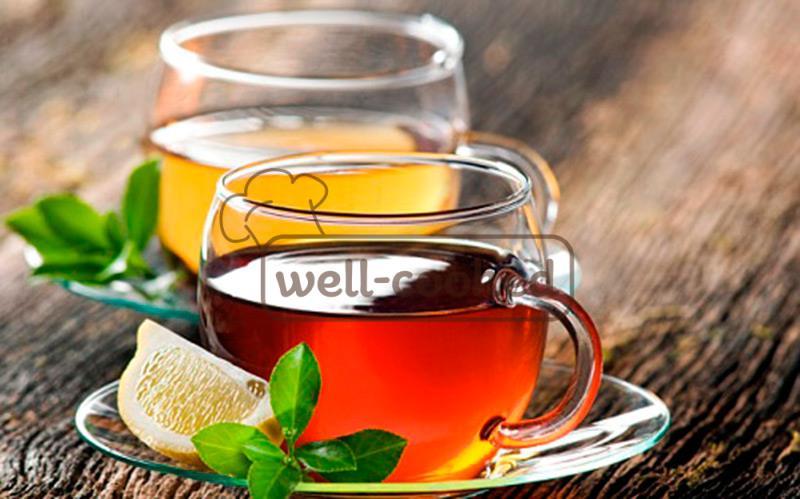 польза и вред чёрного и зелёного чая